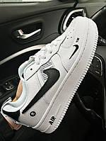 Женские кроссовки в стиле Nike Air Force(Sportswear) White