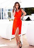 Платья  11672  S красный, фото 3