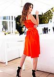 Платья  11672  S красный, фото 4