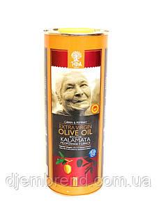 Оливковое масло HPA region Kalamata extra virgin olive oil Греция, 1л