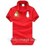 В стиле Ральф поло 100% хлопок мужская футболка поло ралф, фото 3