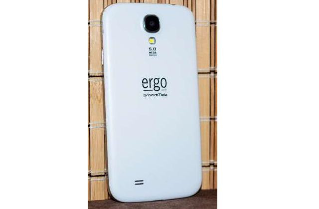 Чехол для Ergo SmartTab 3G 5.0