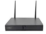 Набор видеонаблюдения (4 камеры) WiFi kit, Регистратор + 4 камеры видеонаблюдения, Беспроводной, фото 6