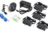 Набор видеонаблюдения (4 камеры) WiFi kit, Регистратор + 4 камеры видеонаблюдения, Беспроводной, фото 8
