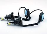 LED Лампы в авто G5 LED H7 40W 6000K, автолампы светодиодные c цоколем H7, фото 4