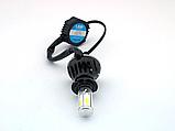 LED Лампы в авто G5 LED H7 40W 6000K, автолампы светодиодные c цоколем H7, фото 7