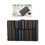 Водонепроницаемый коврик для пикника кемпинга и пляжа 150*200 см, фото 4