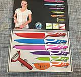 Набор кухонных ножей Vicalina 7pcs / 65924, фото 2