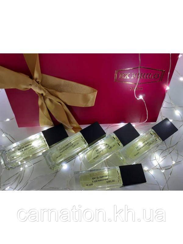 Подарочный набор мини-парфюмов Ex Nihilo унисекс  5 по 15 мл
