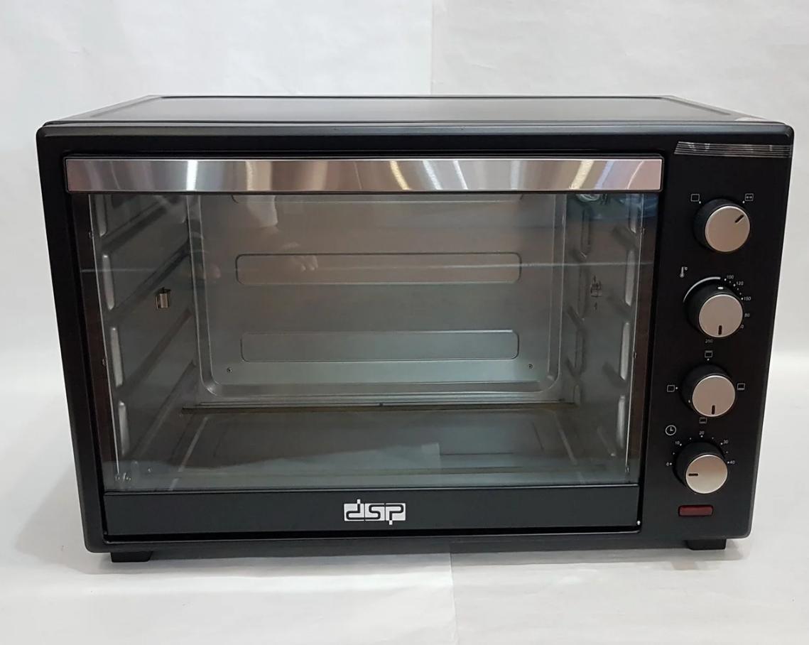 Электрическая печь-духовка DSP KT-60B  2000 Вт