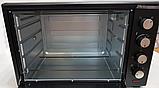 Электрическая печь-духовка DSP KT-60B  2000 Вт, фото 6