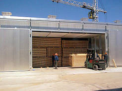 Сушильні камери для дерева бу і нові вологоміри для деревини