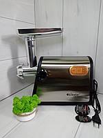 Мясорубка 3в1. С терками и соковыжималкой для томатов и реверсом Livstar