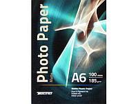 "Фотопапір ""Tecno"" (Premium) А6 185г/м2 матов.(100)"
