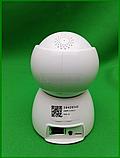 Камера видеонаблюдения Q12 WIFI CAMERA PTZ  2MP APP;V380, фото 5