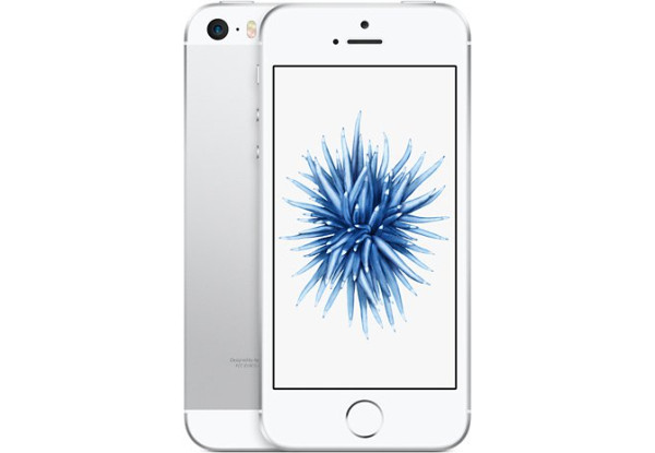 Apple iPhone SE 128GB Silver Refurbished