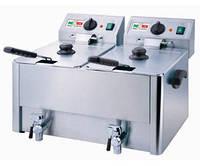 Фритюрница Inoxtech HDF- 8+8