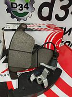 Колодки тормозные передние VW Tiguan 07-16 (Польша)