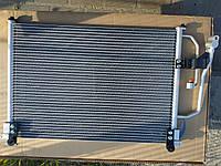 Радиатор кондиционера Ланос Daewoo Lanos конденсатор кондиционера Ланос
