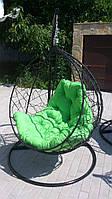 Підвісне крісло-кокон. Качеля кокон