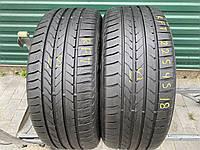 Літні шини 225/45R18 GoodYear EfficientGrip RFT 7мм (рік 15), фото 1