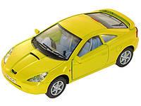 """Машина метал. """"Kinsmart"""" Toyota Celica,у кор-ці,16х8,5х7,5см №KT-5038-W(24)(96)"""