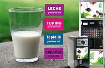 Гранульоване молоко та вершки