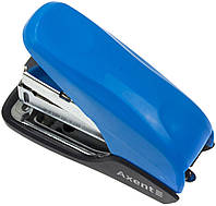 """Степлер """"Axent"""" №24/6 20арк №4841-07-A Shell PS пласт. блакитний(12), фото 1"""