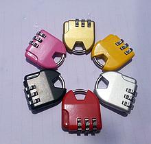 Кодовий замок для дорожньої сумки валізи