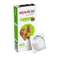 Бравекто (Bravecto) от блох и клещей для собак 10 - 20 кг.