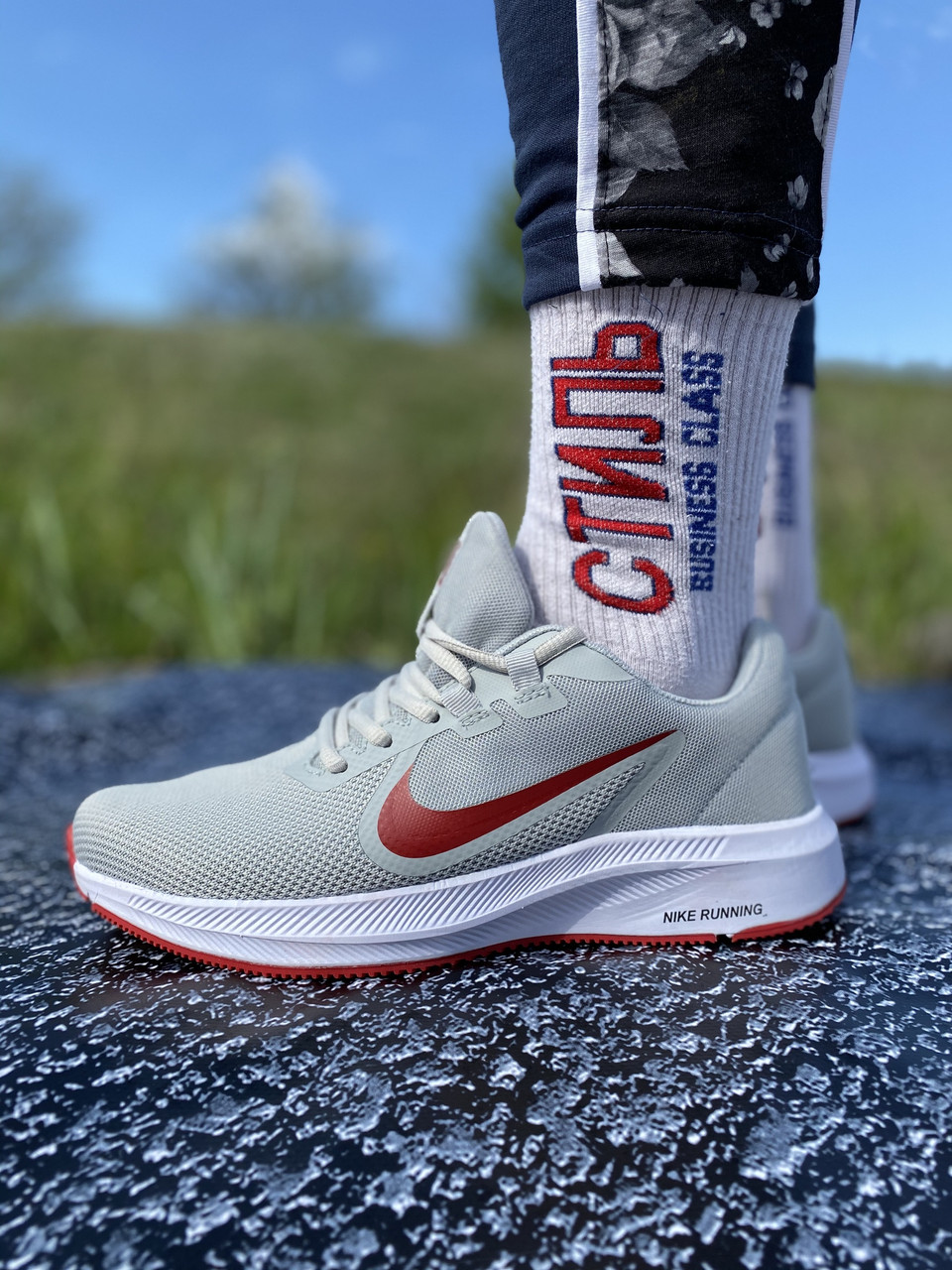 Стильні кросівки Nike Running / Найк аір макс 90