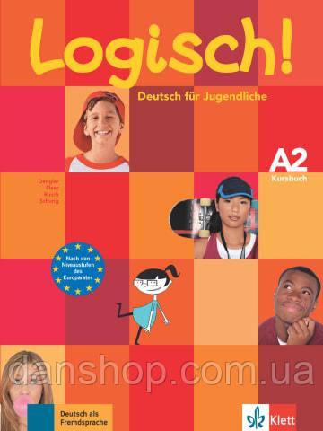 Logisch ! A2, Kursbuch