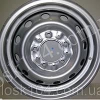 Диск колесный 2123 ВАЗ (серебристое покрытие) R15