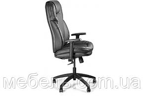 Кресло для врача Barsky SPU-01 Soft PU black, кресло ПУ, черный, фото 2