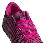 Детские футбольные кроссовки Adidas Nemeziz Tango 19.4 TF JR. Оригинал, фото 6