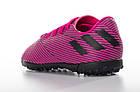 Детские футбольные кроссовки Adidas Nemeziz Tango 19.4 TF JR. Оригинал, фото 4