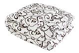 Одеяло 195х215 Двуспальное Евро Уют Шерстяное Зимнее Хлопковое Стеганое Натуральное Теплое Экологическое, фото 2