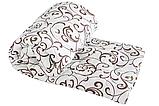 Одеяло 195х215 Двуспальное Евро Уют Шерстяное Зимнее Хлопковое Стеганое Натуральное Теплое Экологическое, фото 3