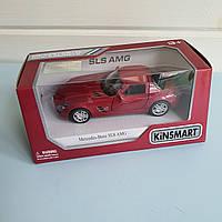 """Детская коллекционная машинка """" Kinsmart"""" Mersedes-Benz SLS AMG"""