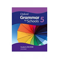 Oxford Grammar for Schools 5 Coursebook with DVD-ROM