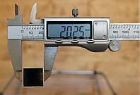 Труба алюминиевая 20х20х1мм АД31, фото 1
