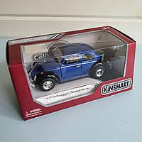 """Детская коллекционная машинка """" Kinsmart """" Volkswagen Classical Beetle"""
