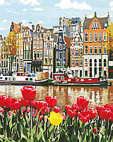 Художественный творческий набор, картина по номерам Нидерланды, 40x50 см, «Art Story» (AS0665), фото 1