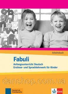 Fabuli, Arbeitsbuch