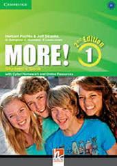 "Учебник More! 2nd Edition 1 Student""s Book"