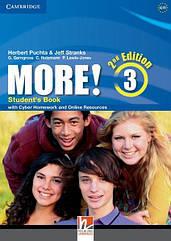 "Учебник More! 2nd Edition 3 Student""s Book"