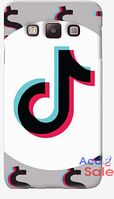 Чехол с принтом Likee TikTok для Samsung Galaxy A3 2015 A300h