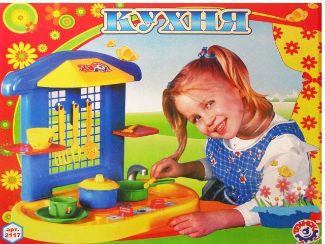 "Кухня 2 пласт. ""Технокомп"" №2117(8)"