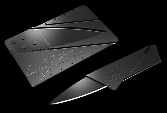 Нож-карта складной