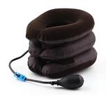 Надувной ортопедический воротник для шеи Ting Pai, подушка для шеи, фиксатор для шеи ОПТ, фото 4